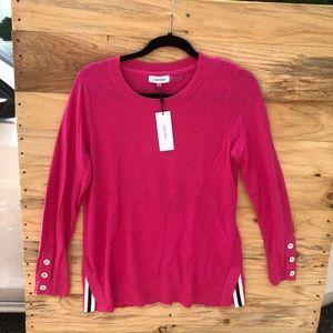 *NWT* S Calvin Klein Sweater